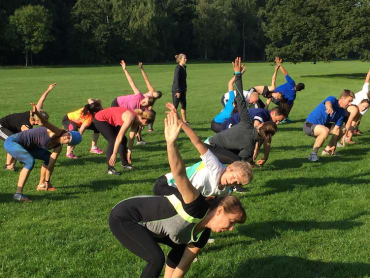 Group Fitness in AG Personal Fitness