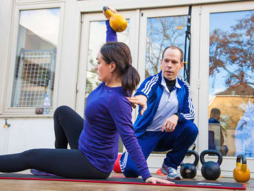 Personal Training in AG Personal Fitness