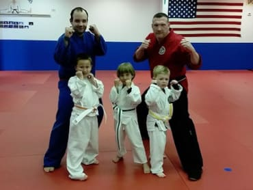 Kids Martial Arts in Dragon Gate Martial Arts Academy