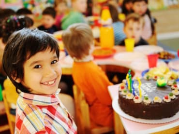 Martial Arts Birthday Parties in Dragon Gate Martial Arts Academy