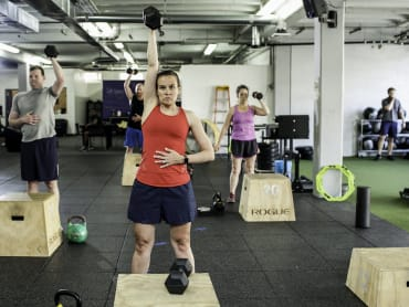 FastFit in CrossFit Petworth