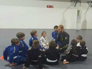 Kids Martial Arts in Huntington Beach Ultimate Training Center