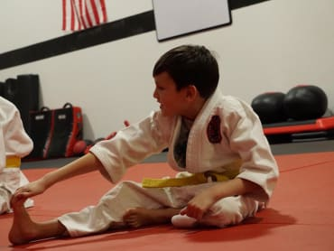 Kids Martial Arts in Tactical Mixed Martial Arts