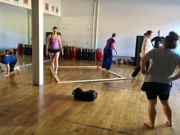 Group Fitness  in Elm City Coach