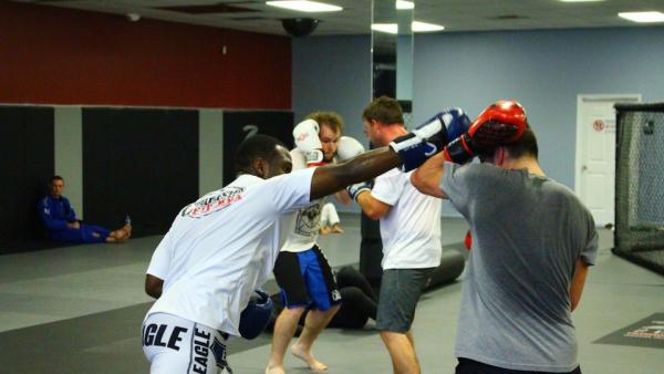 Boxing in Charleston - Charleston FIT & MMA