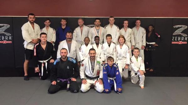 Jiu Jitsu in Charleston - Charleston FIT & MMA