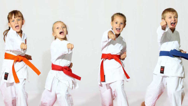 Fort Bend Taekwondo Kids Martial Arts