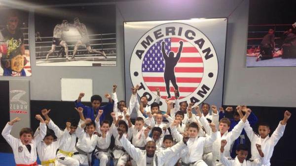 American Top Team Of Gwinnett Kids Martial Arts