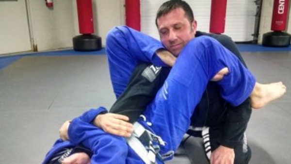 Brazilian Jiu Jitsu in Manchester - The Martial Arts Zone