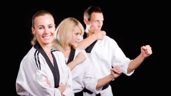 Adult Martial Arts in Wilmington - American Karate Studios