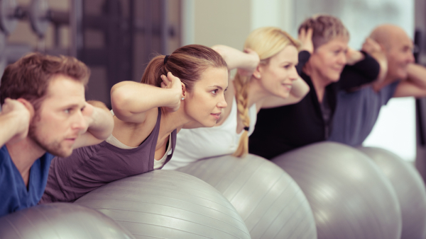 Catalyst Fitness Small Group Training