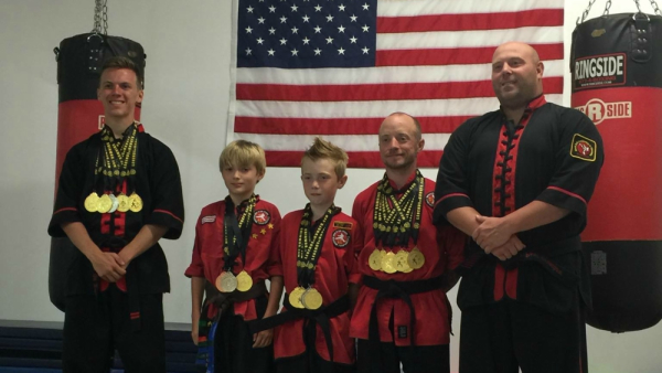 Family Martial Arts in Rochester - Rochester Kung Fu And Fitness