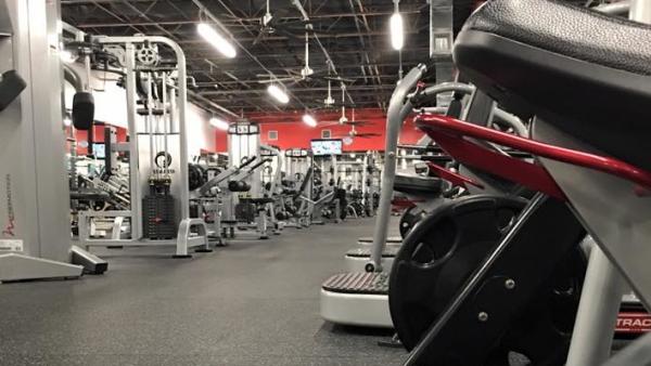 Virtual Tour in Far North Dallas - Extreme Iron Pro Gym
