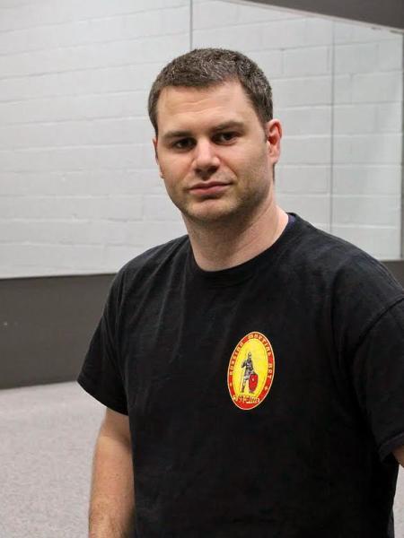 Kevin Huke in Wilmington - American Karate Studios