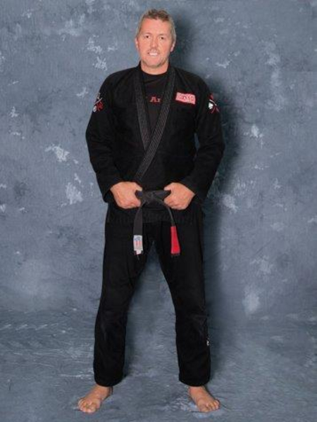 Christopher Konelas in Manchester - The Martial Arts Zone