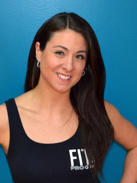 Amanda Vettese in Massapequa - Fit Club Pro Gym