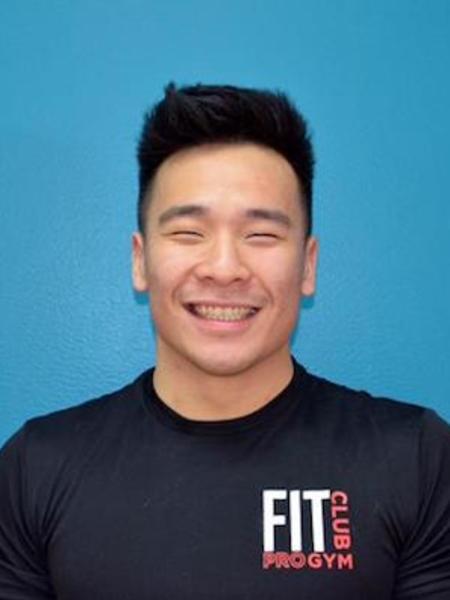 Michael Yam in Massapequa - Fit Club Pro Gym