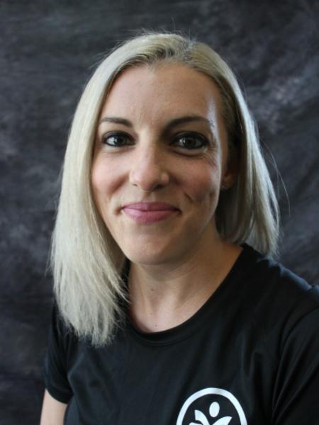 Katryna Stepp in Gainesville - Axis Training Studio