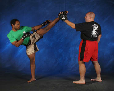 Mixed Martial Arts in Bossier City - Pak's Karate Louisiana