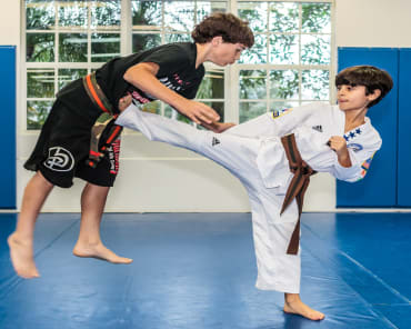 Kids Martial Arts Kids Martial Arts in Jupiter - Harmony Martial Arts Center