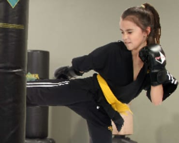 Kids Karate in - West Coast Krav Maga