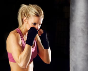Kickboxing in Phoenix - EVKM Self Defense & Fitness