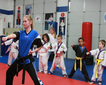 Kids Karate in 	 Independence - Long's Shotokan Karate Academy And Martial Arts
