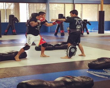 Mixed Martial Arts in 	 Pleasanton - Crispim BJJ & MMA