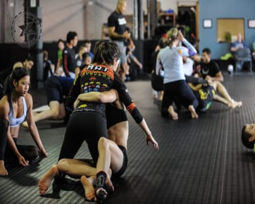 Brazilian Jiu Jitsu  in Englewood - Factory X Muay Thai