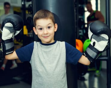 Kids Martial Arts in Hanover - Hanover Boxing Club