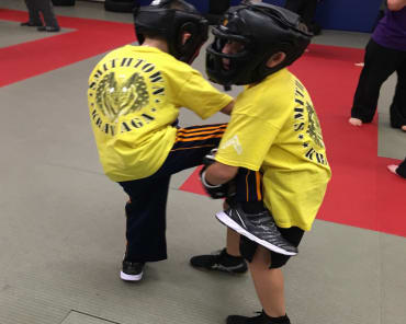 Smithtown Krav Maga  Kids Martial Arts