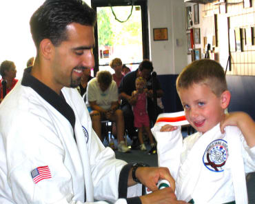 Kids Martial Arts in Bensalem - Nate Gordon's Black Belt Academy