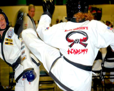 Self Defense  in Bensalem - Nate Gordon's Black Belt Academy
