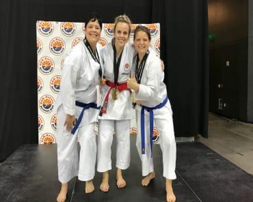 Adult Karate in Mesa - Shotokan Karate of Arizona