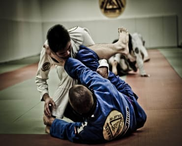 Kung Fu San Soo Gracie Jiu Jitsu