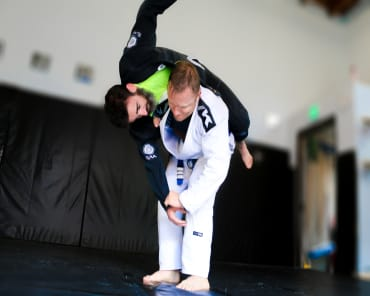 Judo in Denver - Dark Horse Combat Club