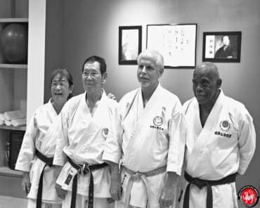 Senior Karate in Mesa - Shotokan Karate of Arizona