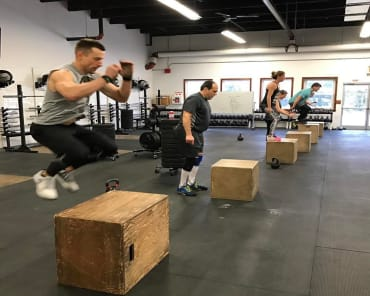 CrossFit in Fairfield - BKAthletics