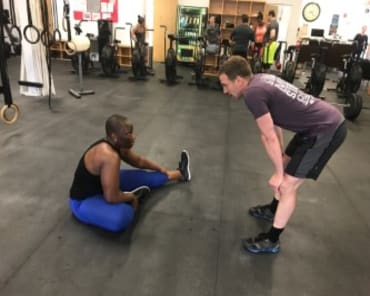 Personal Training in Fairfield - BKAthletics