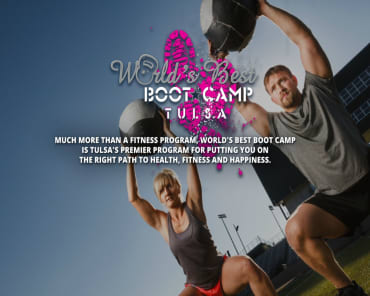 Worlds Best Boot Camp  in Tulsa - Okie CrossFit