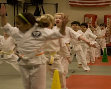 Kids Karate Kids Karate in Manhasset - Top Gun Karate And Fitness