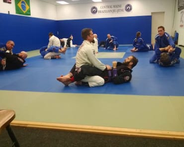 Adult Martial Arts in 	 Lewiston - Central Maine Brazilian Jiu-Jitsu
