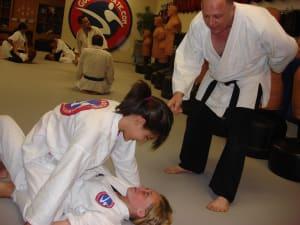 students in judo in Scottsdale - Goshin Karate & Judo Academy