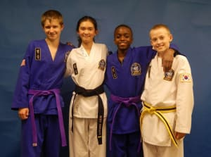 students in preteens martial arts  in Kennesaw - CKD Martial Arts Of Kennesaw