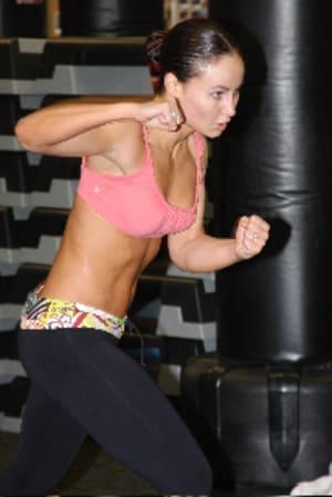 students in kickboxing fitness  in Denver - Trans Fitness & Kickboxing - Denver