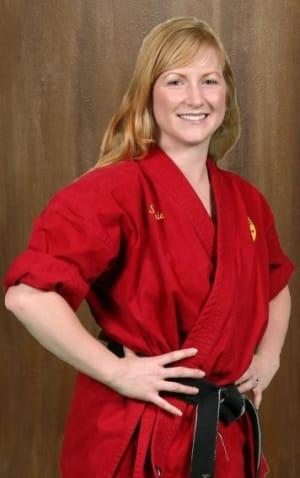 students in adult karate  in Lakewood - Denver Karate Academy