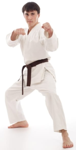 students in adult karate  in Philadelphia - Amerikick Martial Arts Northeast Philly