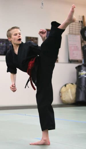 students in kids martial arts  in Arvada - America's Best Martial Arts