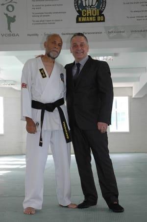 students in adult martial arts in Wimbledon & Morden - Cassar Academy