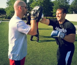 students in fitness at FTF® Fitness and Self-Defense